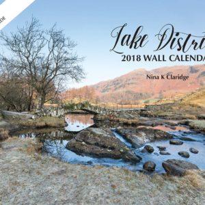 Lake District 2018 Calendar by Nina Kathryn Claridge Photography